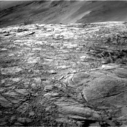 Nasa's Mars rover Curiosity acquired this image using its Left Navigation Camera on Sol 2611, at drive 432, site number 78