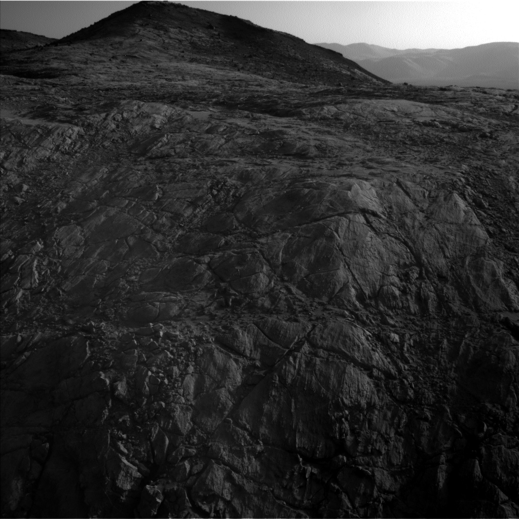 Nasa's Mars rover Curiosity acquired this image using its Left Navigation Camera on Sol 2611, at drive 486, site number 78
