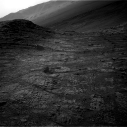 Nasa's Mars rover Curiosity acquired this image using its Right Navigation Camera on Sol 2611, at drive 216, site number 78