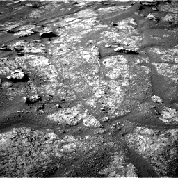 Nasa's Mars rover Curiosity acquired this image using its Right Navigation Camera on Sol 2611, at drive 234, site number 78
