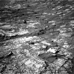 Nasa's Mars rover Curiosity acquired this image using its Right Navigation Camera on Sol 2611, at drive 276, site number 78