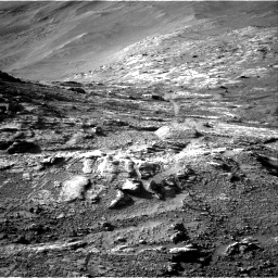 Nasa's Mars rover Curiosity acquired this image using its Right Navigation Camera on Sol 2611, at drive 318, site number 78