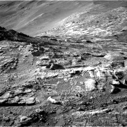 Nasa's Mars rover Curiosity acquired this image using its Right Navigation Camera on Sol 2611, at drive 324, site number 78