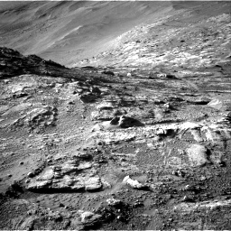 Nasa's Mars rover Curiosity acquired this image using its Right Navigation Camera on Sol 2611, at drive 330, site number 78