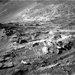Nasa's Mars rover Curiosity acquired this image using its Right Navigation Camera on Sol 2611, at drive 336, site number 78