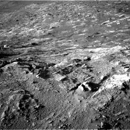 Nasa's Mars rover Curiosity acquired this image using its Right Navigation Camera on Sol 2611, at drive 360, site number 78