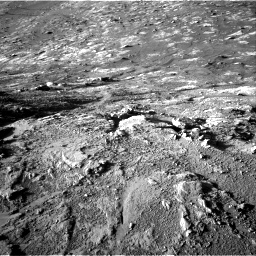 Nasa's Mars rover Curiosity acquired this image using its Right Navigation Camera on Sol 2611, at drive 372, site number 78