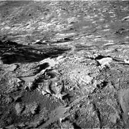 Nasa's Mars rover Curiosity acquired this image using its Right Navigation Camera on Sol 2611, at drive 378, site number 78