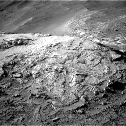 Nasa's Mars rover Curiosity acquired this image using its Right Navigation Camera on Sol 2611, at drive 402, site number 78