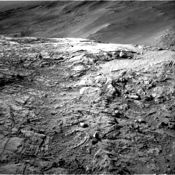 Nasa's Mars rover Curiosity acquired this image using its Right Navigation Camera on Sol 2611, at drive 414, site number 78