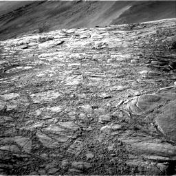 Nasa's Mars rover Curiosity acquired this image using its Right Navigation Camera on Sol 2611, at drive 438, site number 78
