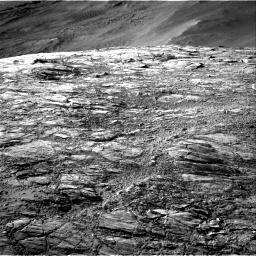 Nasa's Mars rover Curiosity acquired this image using its Right Navigation Camera on Sol 2611, at drive 456, site number 78