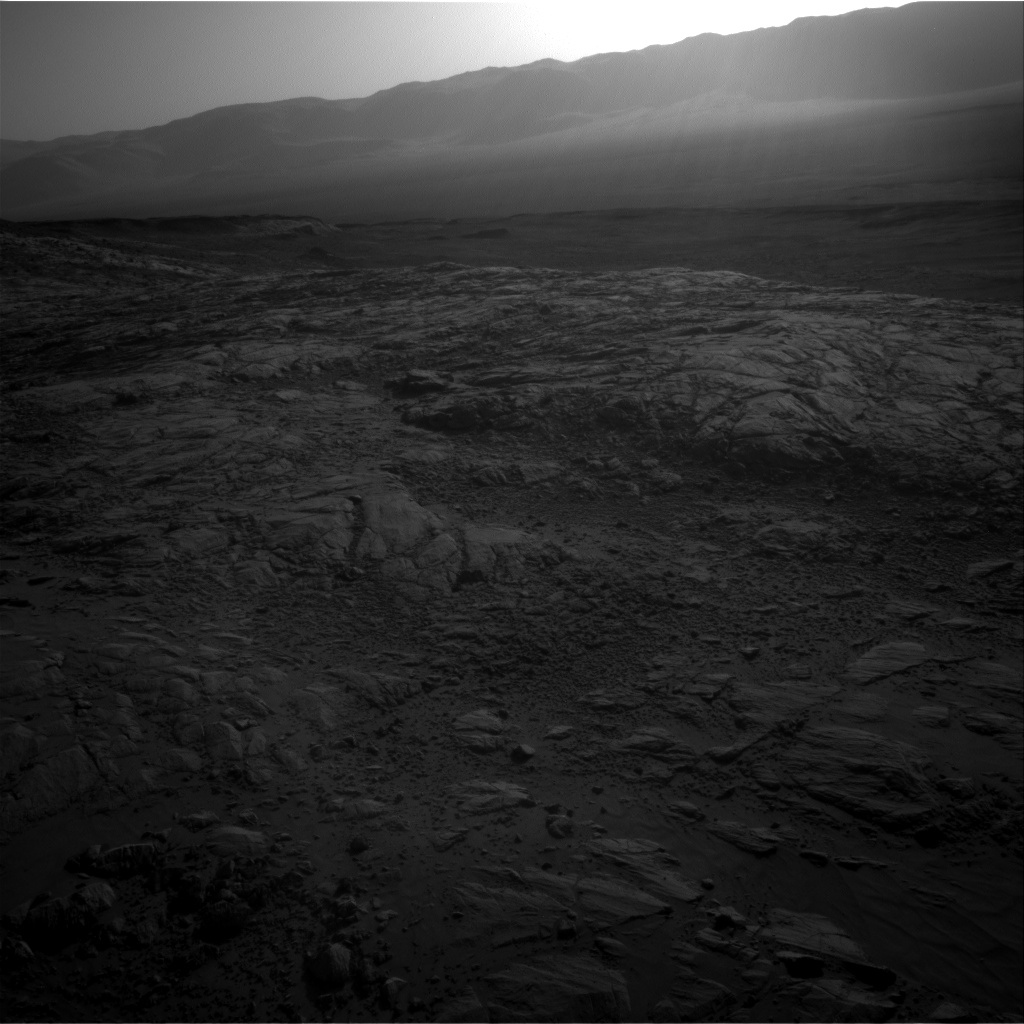 Nasa's Mars rover Curiosity acquired this image using its Right Navigation Camera on Sol 2611, at drive 462, site number 78