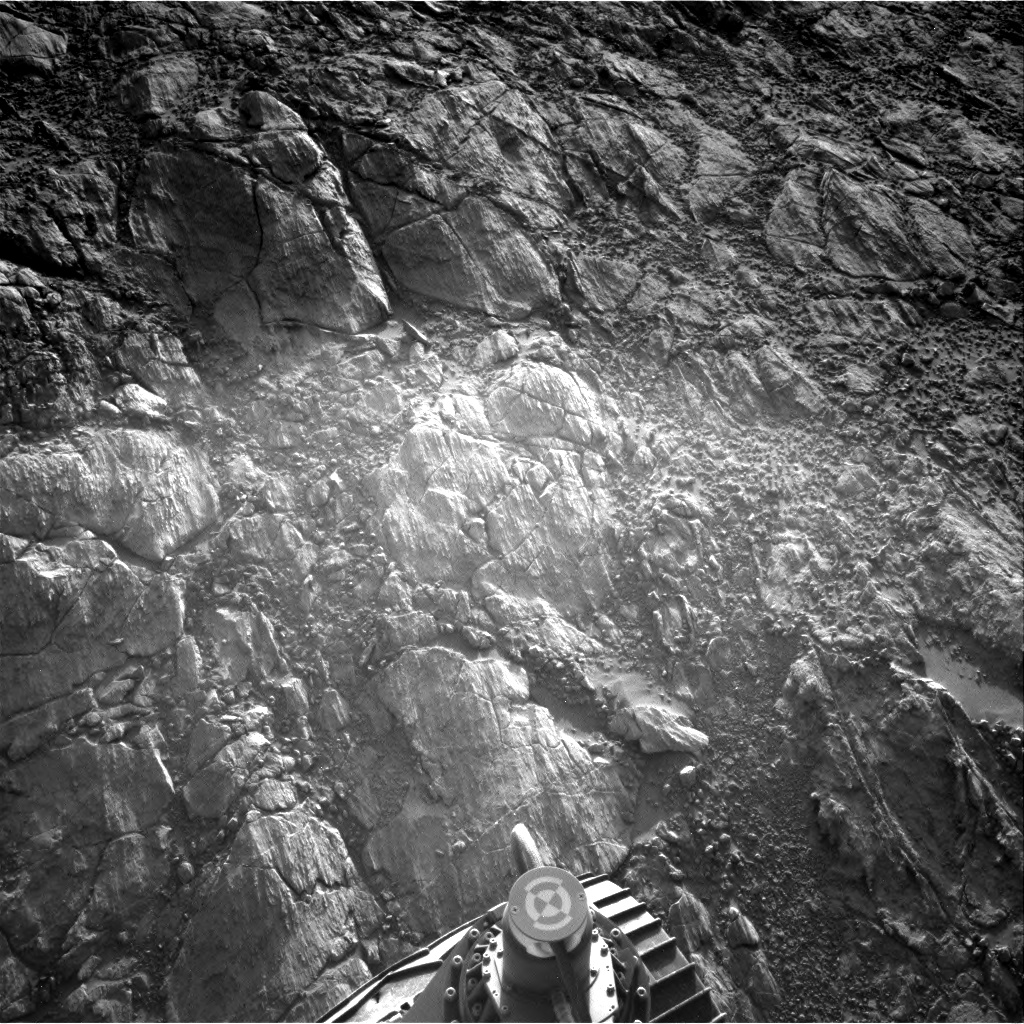Nasa's Mars rover Curiosity acquired this image using its Right Navigation Camera on Sol 2611, at drive 486, site number 78