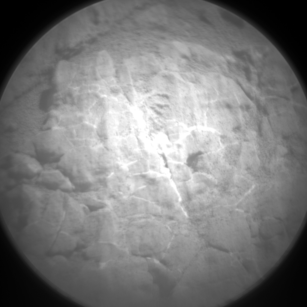 Nasa's Mars rover Curiosity acquired this image using its Chemistry & Camera (ChemCam) on Sol 2612, at drive 486, site number 78
