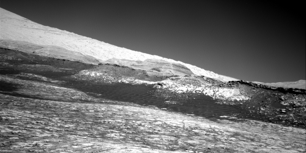 Nasa's Mars rover Curiosity acquired this image using its Right Navigation Camera on Sol 2612, at drive 486, site number 78