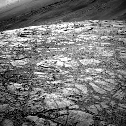 Nasa's Mars rover Curiosity acquired this image using its Left Navigation Camera on Sol 2613, at drive 504, site number 78