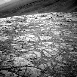Nasa's Mars rover Curiosity acquired this image using its Right Navigation Camera on Sol 2613, at drive 504, site number 78