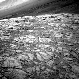 Nasa's Mars rover Curiosity acquired this image using its Right Navigation Camera on Sol 2613, at drive 510, site number 78