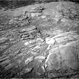 Nasa's Mars rover Curiosity acquired this image using its Right Navigation Camera on Sol 2613, at drive 528, site number 78