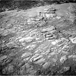 Nasa's Mars rover Curiosity acquired this image using its Right Navigation Camera on Sol 2613, at drive 534, site number 78