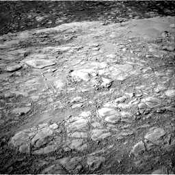 Nasa's Mars rover Curiosity acquired this image using its Right Navigation Camera on Sol 2613, at drive 546, site number 78