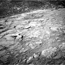 Nasa's Mars rover Curiosity acquired this image using its Right Navigation Camera on Sol 2613, at drive 552, site number 78