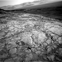 Nasa's Mars rover Curiosity acquired this image using its Right Navigation Camera on Sol 2613, at drive 564, site number 78