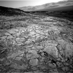 Nasa's Mars rover Curiosity acquired this image using its Right Navigation Camera on Sol 2613, at drive 570, site number 78