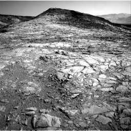 Nasa's Mars rover Curiosity acquired this image using its Right Navigation Camera on Sol 2613, at drive 582, site number 78