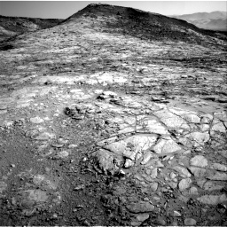 Nasa's Mars rover Curiosity acquired this image using its Right Navigation Camera on Sol 2613, at drive 588, site number 78