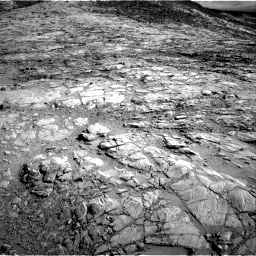 Nasa's Mars rover Curiosity acquired this image using its Right Navigation Camera on Sol 2613, at drive 600, site number 78