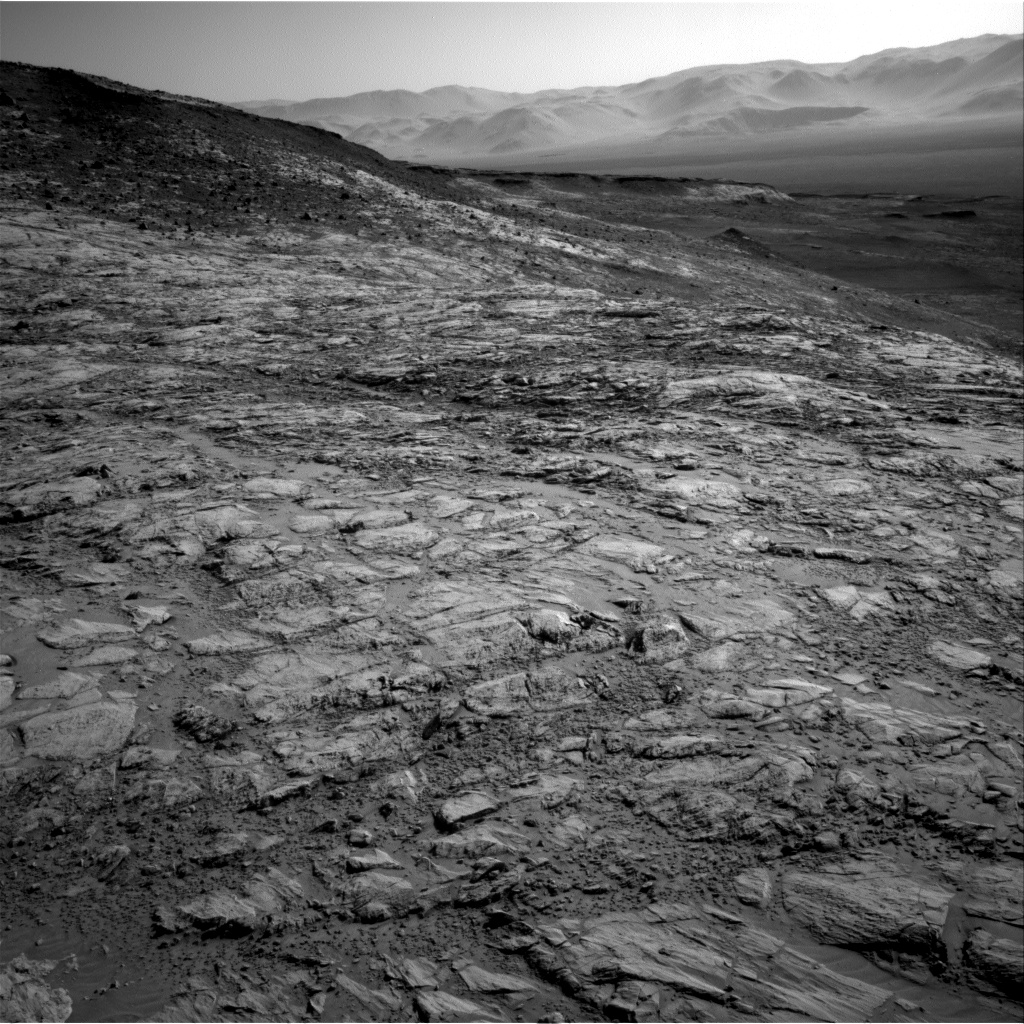 Nasa's Mars rover Curiosity acquired this image using its Right Navigation Camera on Sol 2613, at drive 612, site number 78