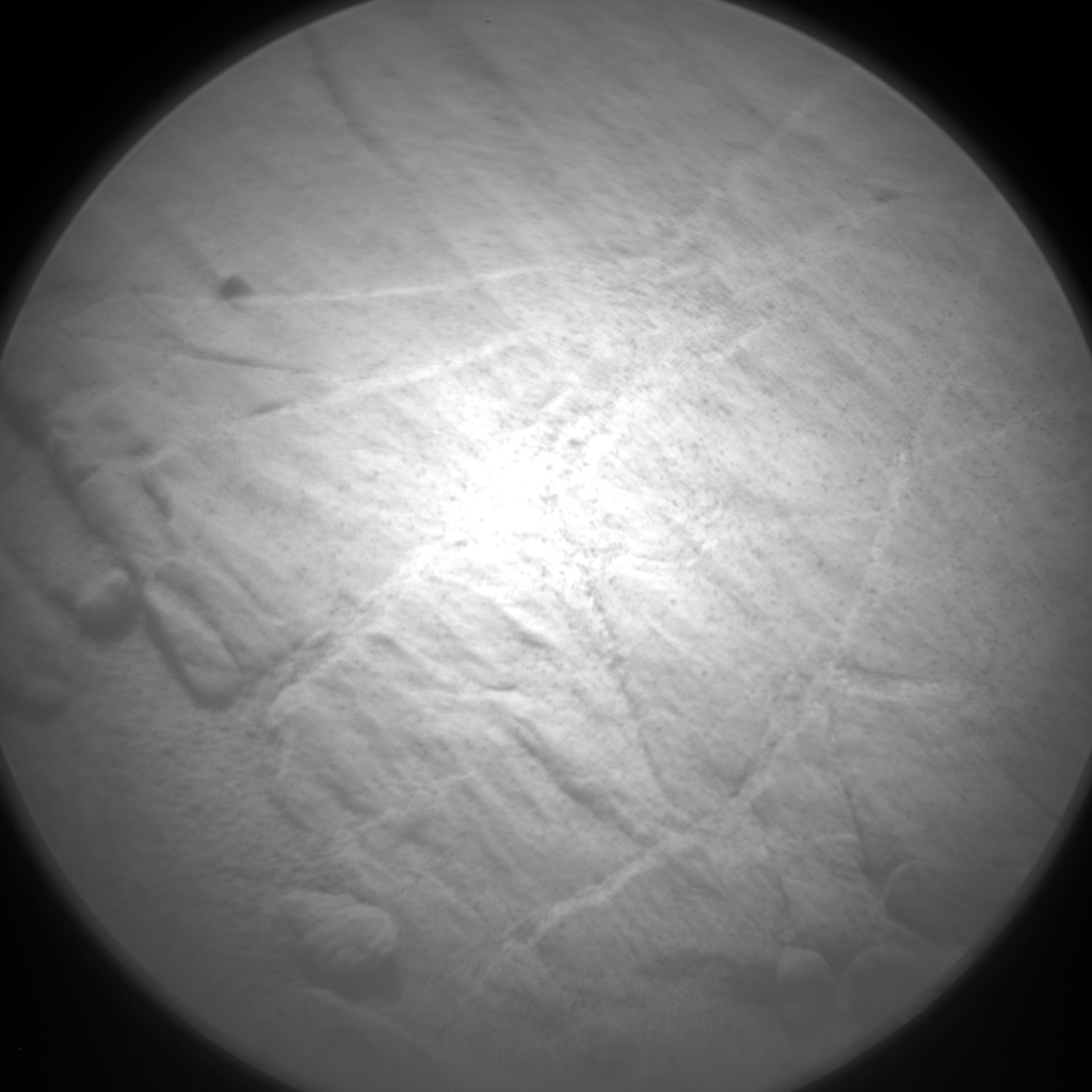 Nasa's Mars rover Curiosity acquired this image using its Chemistry & Camera (ChemCam) on Sol 2614, at drive 612, site number 78