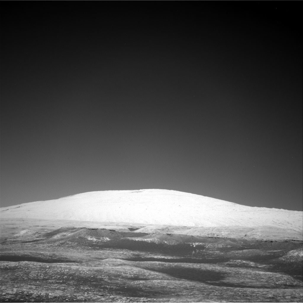 Nasa's Mars rover Curiosity acquired this image using its Right Navigation Camera on Sol 2614, at drive 612, site number 78