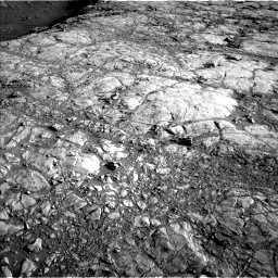 Nasa's Mars rover Curiosity acquired this image using its Left Navigation Camera on Sol 2616, at drive 732, site number 78