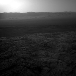 Nasa's Mars rover Curiosity acquired this image using its Left Navigation Camera on Sol 2616, at drive 774, site number 78