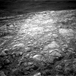 Nasa's Mars rover Curiosity acquired this image using its Left Navigation Camera on Sol 2616, at drive 816, site number 78