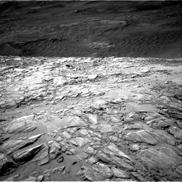 Nasa's Mars rover Curiosity acquired this image using its Right Navigation Camera on Sol 2616, at drive 618, site number 78