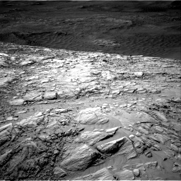 Nasa's Mars rover Curiosity acquired this image using its Right Navigation Camera on Sol 2616, at drive 624, site number 78
