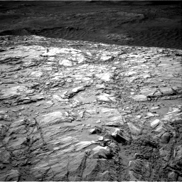 Nasa's Mars rover Curiosity acquired this image using its Right Navigation Camera on Sol 2616, at drive 636, site number 78