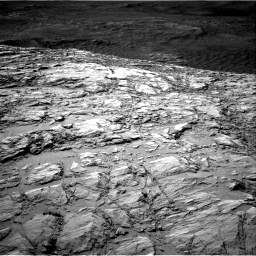 Nasa's Mars rover Curiosity acquired this image using its Right Navigation Camera on Sol 2616, at drive 642, site number 78