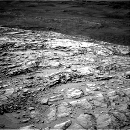 Nasa's Mars rover Curiosity acquired this image using its Right Navigation Camera on Sol 2616, at drive 648, site number 78