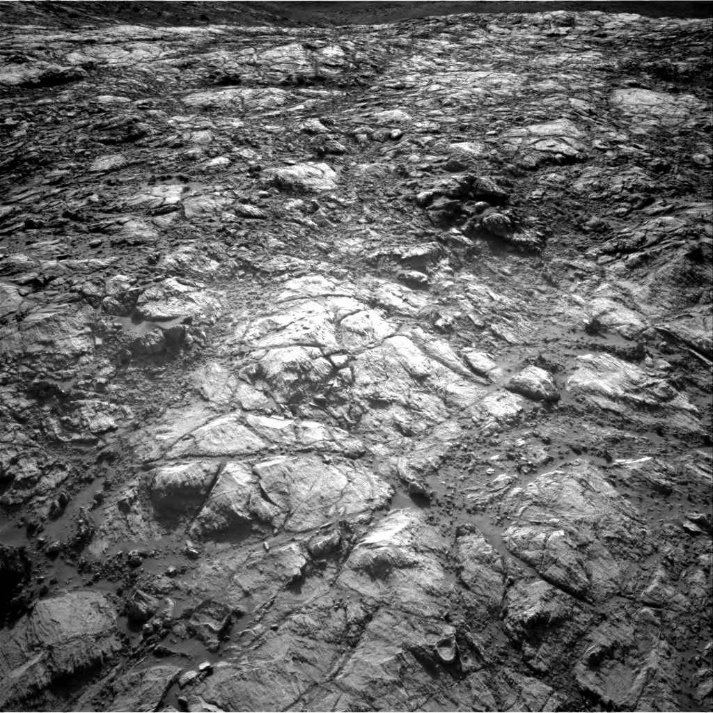 Nasa's Mars rover Curiosity acquired this image using its Right Navigation Camera on Sol 2616, at drive 792, site number 78