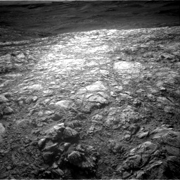 Nasa's Mars rover Curiosity acquired this image using its Right Navigation Camera on Sol 2616, at drive 810, site number 78