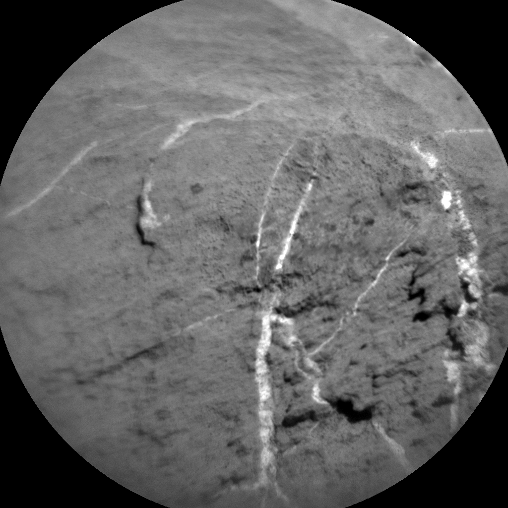 Nasa's Mars rover Curiosity acquired this image using its Chemistry & Camera (ChemCam) on Sol 2616, at drive 612, site number 78