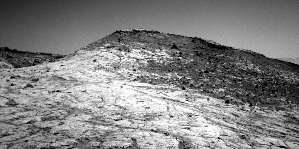 Nasa's Mars rover Curiosity acquired this image using its Right Navigation Camera on Sol 2617, at drive 834, site number 78