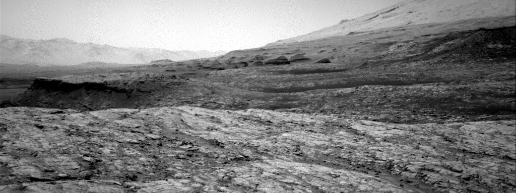 Nasa's Mars rover Curiosity acquired this image using its Right Navigation Camera on Sol 2618, at drive 834, site number 78