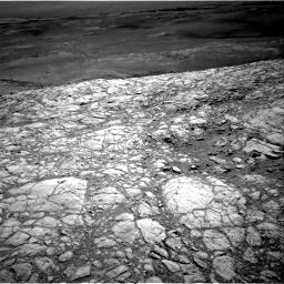 Nasa's Mars rover Curiosity acquired this image using its Right Navigation Camera on Sol 2618, at drive 840, site number 78