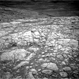 Nasa's Mars rover Curiosity acquired this image using its Right Navigation Camera on Sol 2618, at drive 846, site number 78